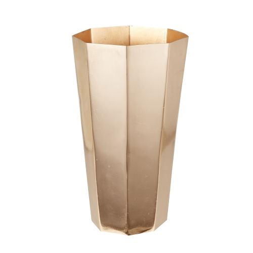 Vase Felix (Copper Finish / Short)