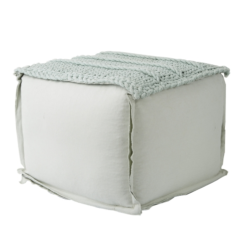 Pouf 4Knit (Frosty Green / Small)