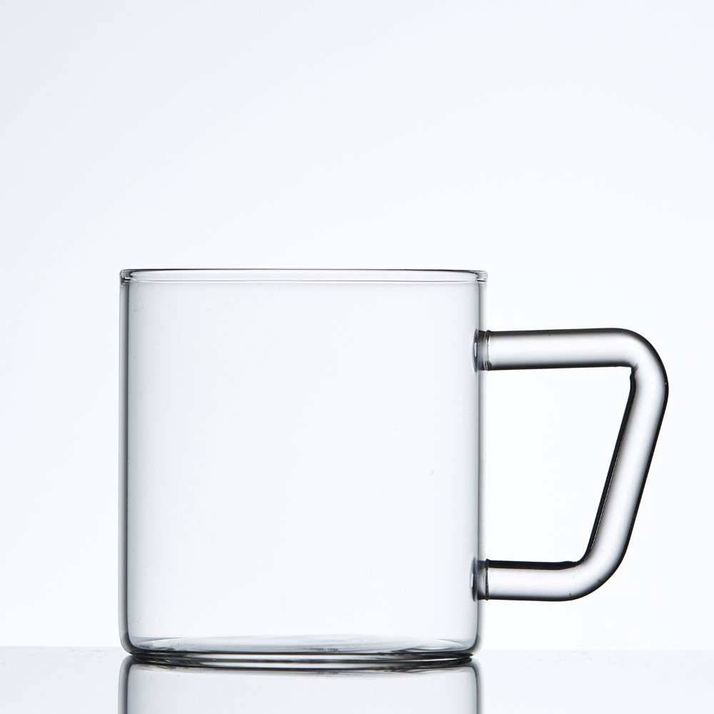 Vision Glass - Clear Mug MG-DW