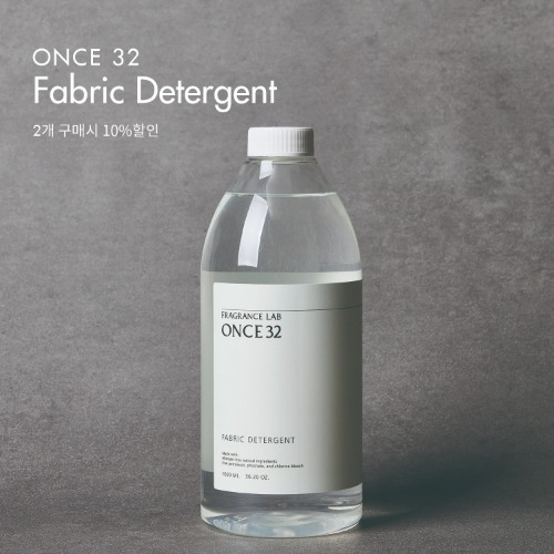 ONCE32 - Fabric Detergent