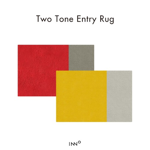 F/W Entry Two Tone Rug