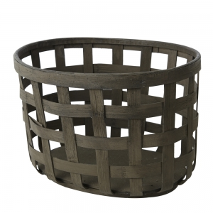 Basket Jana (Dark Brown / Large)