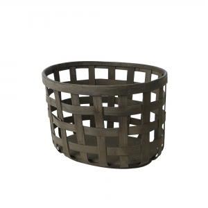 Basket Jana (Dark brown / Small)