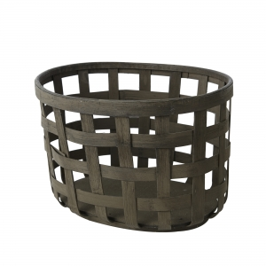 Basket Jana (Dark brown / Medium)