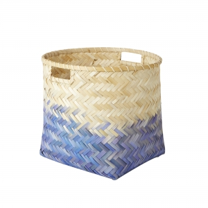 Basket Sigyn (Natural / Spectrum Blue / Large)