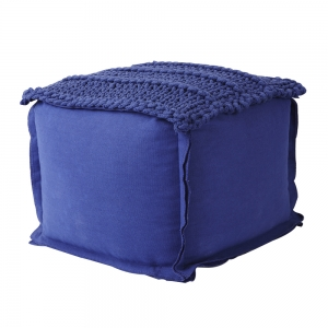 Pouf 4Knit (Spectrum Blue / Small)