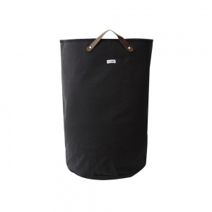 Laundry Bag Arvid Cotton (Simply Black)