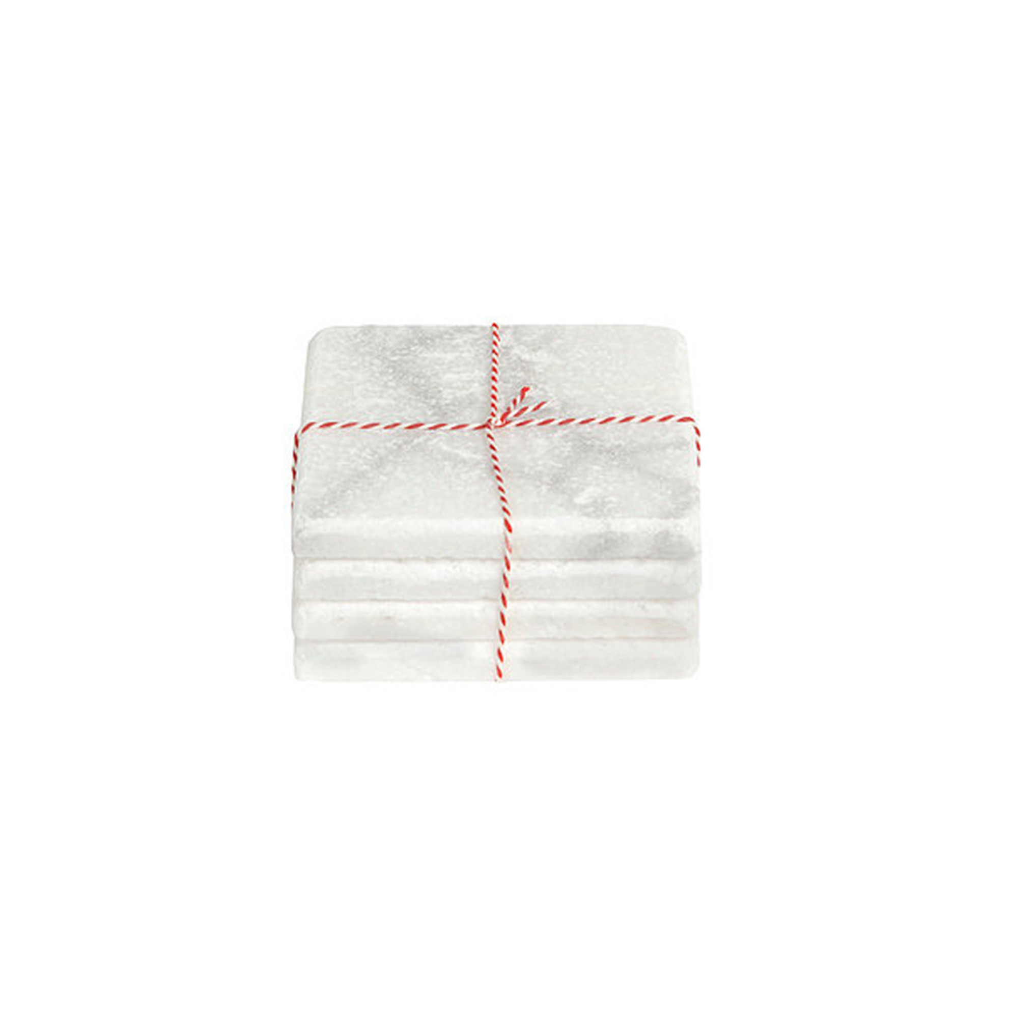 Stone marble Coasters Square