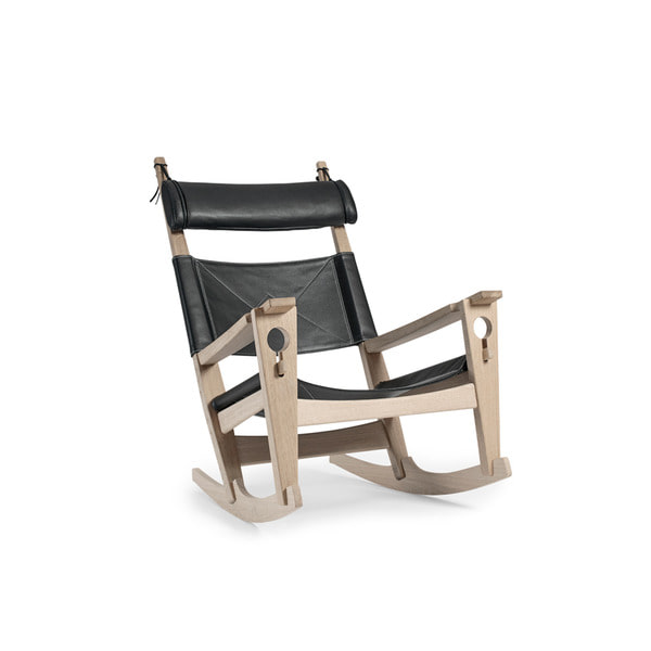 HANS WEGNER - GE673 Rocking Chair