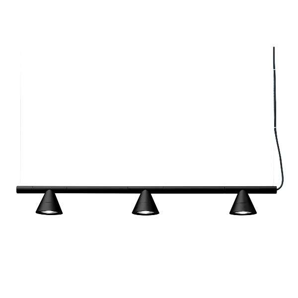 AGO Lighting - PROBE Pendant Rail Spot