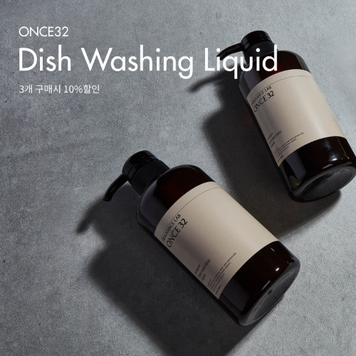 ONCE32 - Dish Washing Liquid