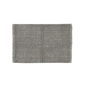 Fresh bath mat gray