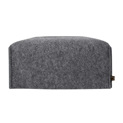 Felt Tissue Case (Grey)