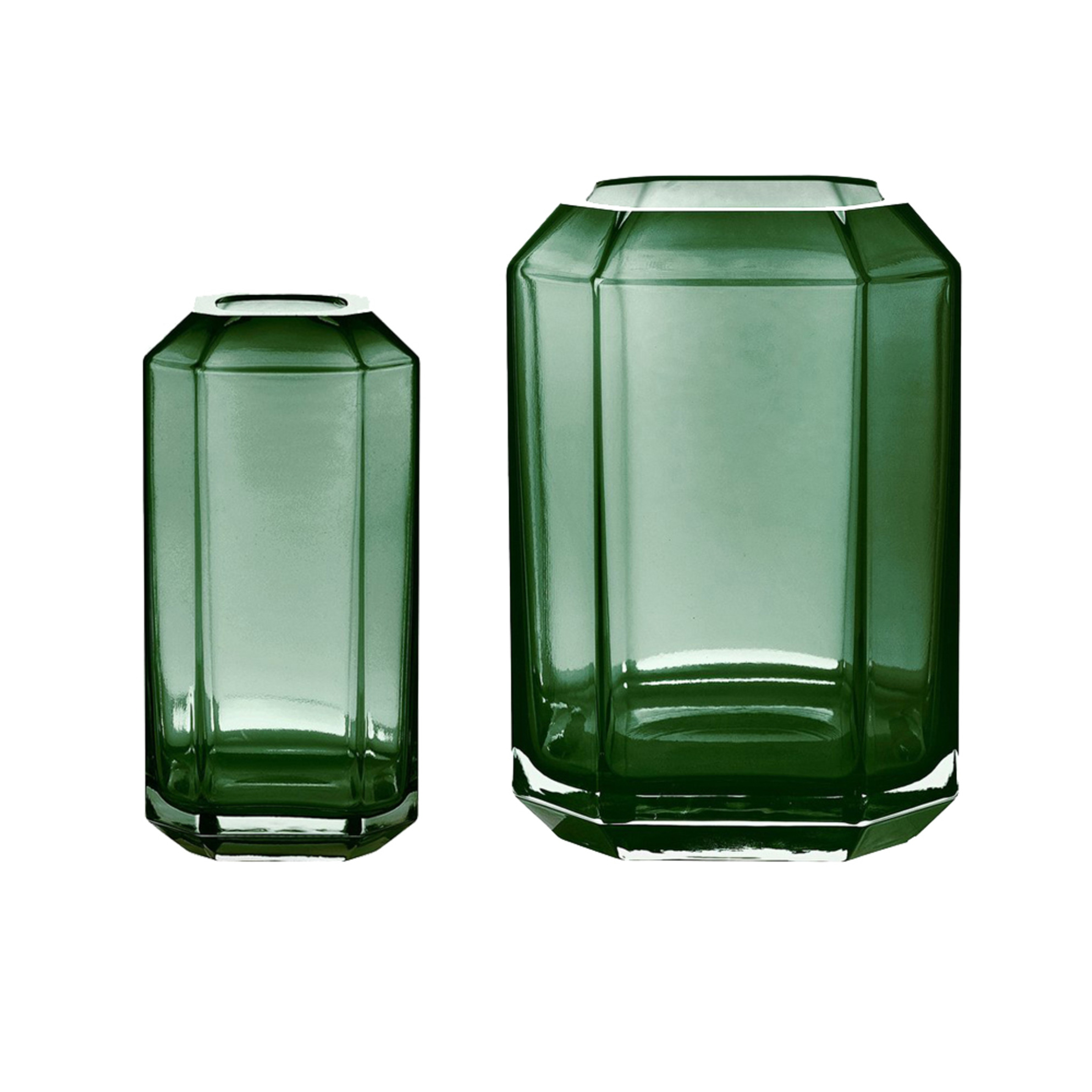 Jewel Vase (Green)