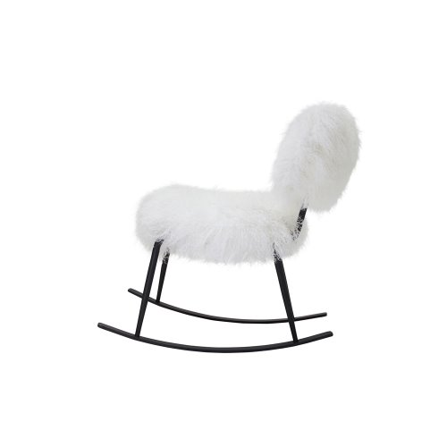 Nuvola Rocking Chair White