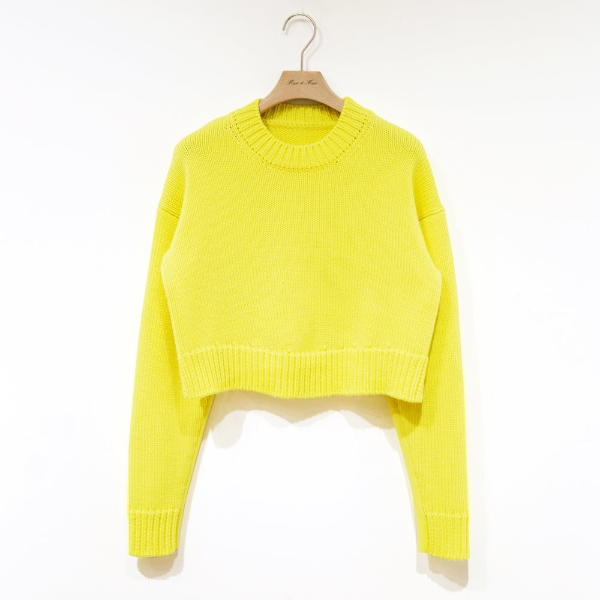 Mari - Crop Knit