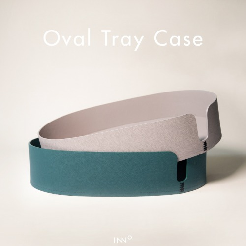 Oval Tray Case