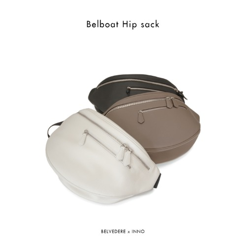 BELVEDERE - Belboat Hip sack